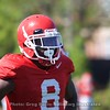 Riley Ridley  - Spring Practice Day 13 - April 17, 2018