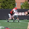 Willie Erdman & Jackson Harris  - Spring Practice Day 13 - April 17, 2018