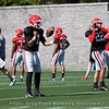 Justin Fields & Stetson Bennett  -  Spring Practice Day 13 - April 17, 2018