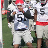 David Marshall - Spring Practice Day One - March 20, 2018