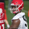 Michael Barnett - Spring Practice Day One - March 20, 2018