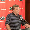 Kirby Smart - Spring Practice Day One - March 20, 2018