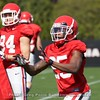 Ahkil Crumpton  - Spring Practice Day 11 - April 12, 2018