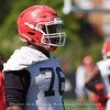 Michail Carter  - Spring Practice Day 14 - April 19, 2018