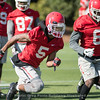 Terry Godwin - 2018 Spring Practice - Day 2 - March 22, 2018