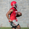 D'Andre Swift - 2018 Spring Practice - Day 2 - March 22, 2018