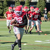 Michael Chigbu - 2018 Spring Practice - Day 2 - March 22, 2018