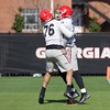 Michail Carter  - UGA Spring Practice Day 2 - March 22, 2018
