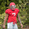 D'Andre Swift  - UGA Spring Practice Day 2 - March 24, 2018