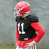 Jake Fromm - 2018 Spring Practice Day 4 - March 27, 2018