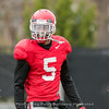 Terry Godwin - 2018 Spring Practice Day 4 - March 27, 2018