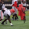 Julian Rochester  - 2018 Spring Practice Day 4 - March 27, 2018