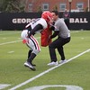 Walter Grant  - 2018 Spring Practice Day 4 - March 27, 2018