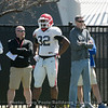 Monty Rice  - 2018 Spring Practice Day 6 - March 31, 2018