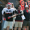 Tyrique McGhee  - 2018 Spring Practice Day 6 - March 31, 2018