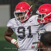 Kolby Wyatt  - 2018 UGA Spring Practice - April 03, 2018