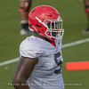 Julian Rochester  - 2018 UGA Spring Practice - April 03, 2018