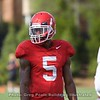 Terry Godwin  - Spring Practice Day 7 - April 3, 2018