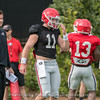 Jake Fromm  - Spring practice day 9 - April 5, 2018