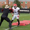 Brenton Cox  - UGA Spring Practice Day 8 - April 5, 2018