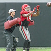 Trey Blount  - 2018 UGA Spring Practice - April 07, 2018