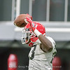 Mark Webb  - 2018 UGA Spring Practice - April 07, 2018