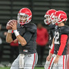 Justin Fields  - 2018 UGA Spring Practice - April 07, 2018