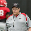 Jim Chaney  - 2018 UGA Spring Practice - April 07, 2018