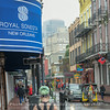 New Year's Day on Bourbon Street
