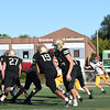 Jesuit Crusaders vs Central Catholic Rams (JV Football)