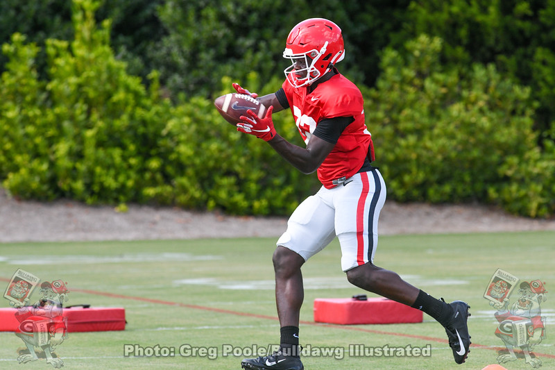 2019 Fall Camp - August 21, 2019