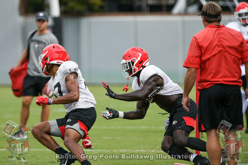 2019 Fall Camp - August 23, 2019