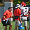 Kirby Smart and Tyson Campbell (3)