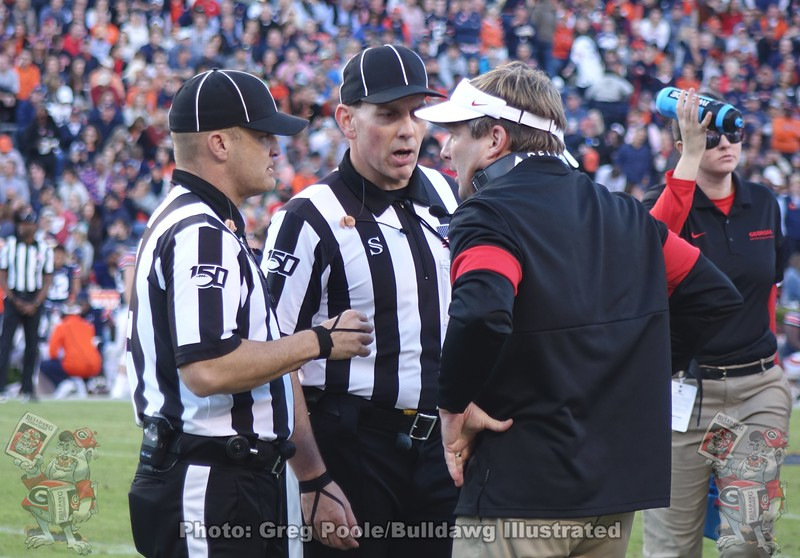 Kirby Smart pleads his case