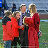 Kirby Smart spends time with his family before the game