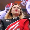 A member of the UGA Redcoat Band
