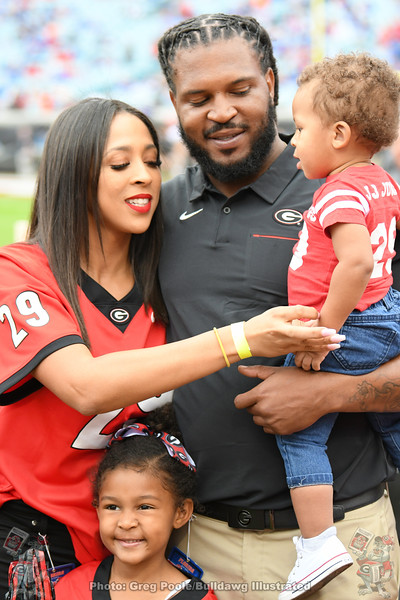 Jarvis Jones and Family