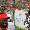 """Richard LeCounte (2), Solomon Kindley (66), and J.R. Reed (20)... """"We Run This State!!!"""""""