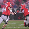 Jake Fromm (11) to D'Andre Swift (7)