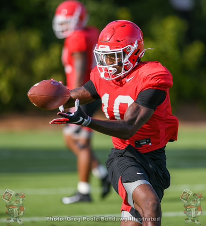 Georgia vs. Kentucky 2019 - All Practice Photos