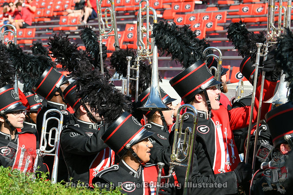 Georgia vs. South Carolina 2019 - Pregame