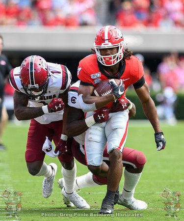 Georgia vs. South Carolina 2019 - All Photos