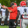 Kirby Smart and Richard LeCounte (2)