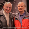 Vince Dooley and Murray Poole
