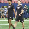 Nathan Priestly and Jake Fromm