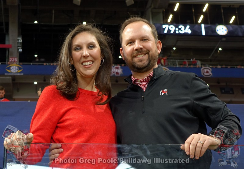 Beth and Ramsey Midkiff from Canton, GA