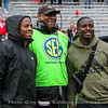 Nick Chubb, SEC Instant Replay Employee, and Sony Michel