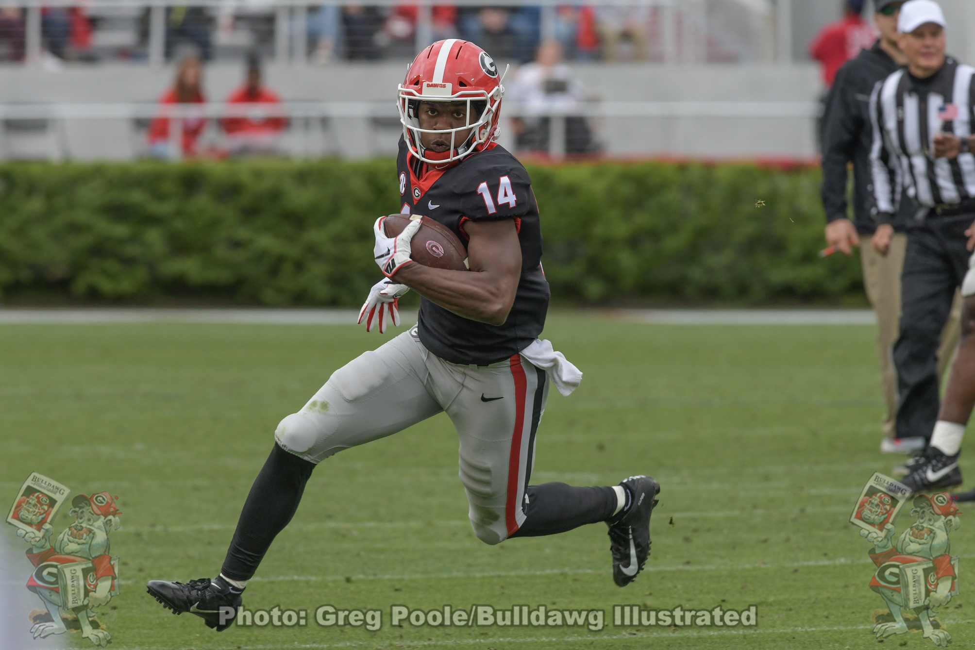 G-DAY SHOWING DOESN'T REFLECT THE POTENTIAL OF 2019 BULLDOGS