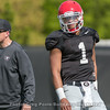 Justin Fields and James Coley