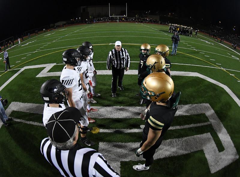 Varsity Football: Jesuit vs. Tualatin - OSAA 6A Quarterfinal